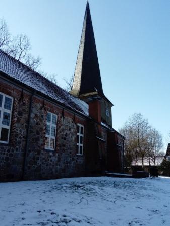 Kirche Hollenstedt 1
