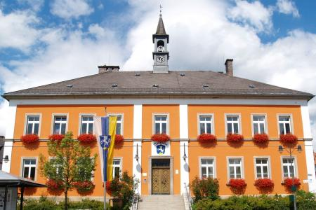 Rathaus Röslau
