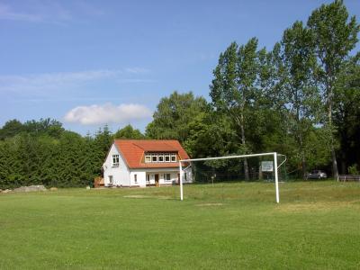 Sporthaus mit Jugendraum