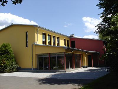 Bürgerhaus und Kindergarten OT Mecklar