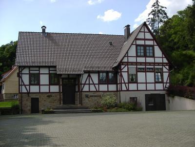 Bürgerhaus OT Niederthalhausen