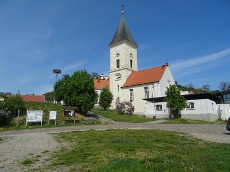 Pfarrkirche Lebus Foto: Info Punkt Lebus