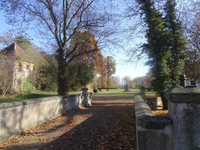 Schlosspark-Ansichten.