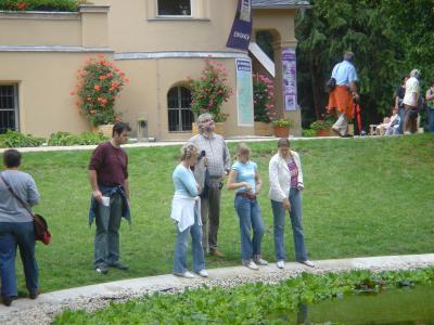 Besuch auf der BuGa in Gera /Ronneburg