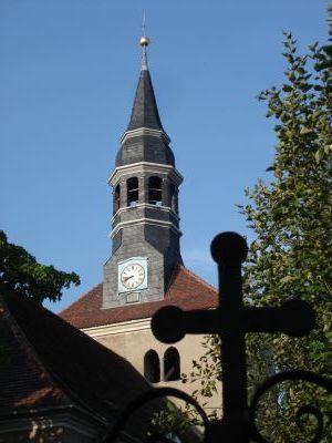 Kirche in Koßdorf