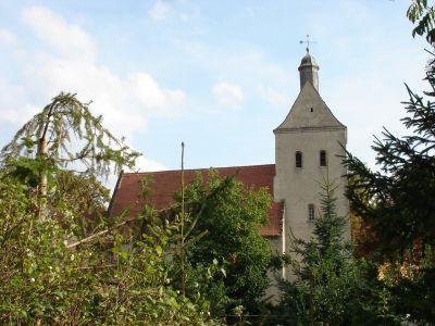Kirche in Altenau