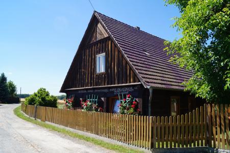 Altes Wohnhaus in Groß Döbbern