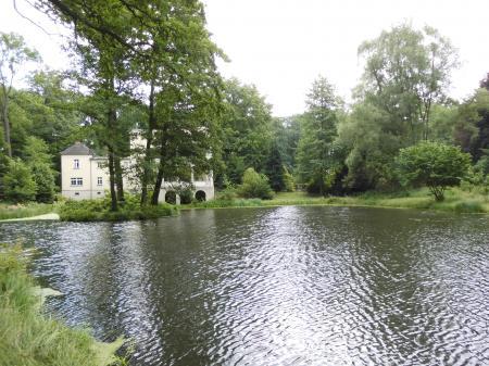 Schloss Kahsel; Foto: Dirk Mischke