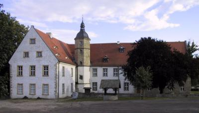 Schloss Oberwiederstedt ( Foto Elektro-Seidler)