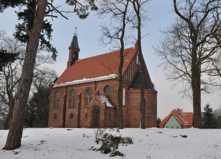 Kirche Grünheide