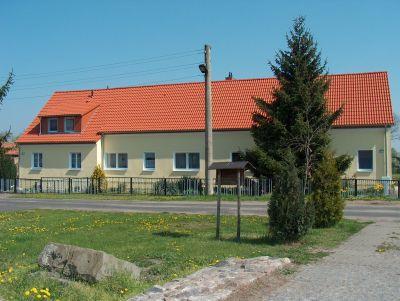 ehemalige Schule in Genschmar