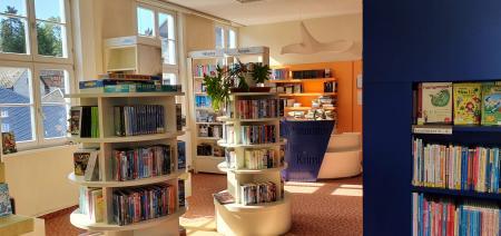 Erlebnisbibliothek Großbreitenbach