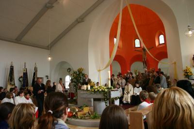 Erntedankfest 2007