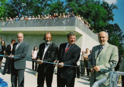 Eröffnung der Seebrücke 2005
