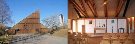 Evangelische Kirche Herrischried