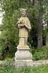 Der heilige Nepomuk