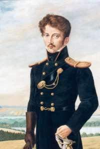 Carl Theodor Körner 23.9.1791 - 26.8.1813