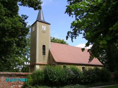 Kirche Nennhausen
