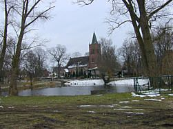 Krirche in Kemnitz