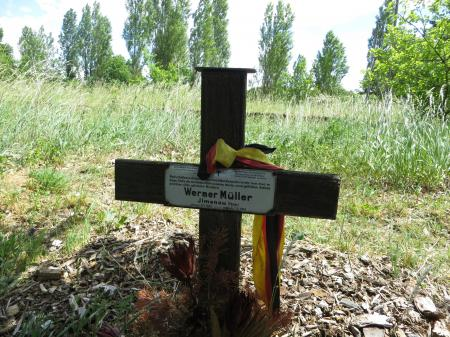 Feldgrab in Reitwein  Foto: Info Punkt Lebus
