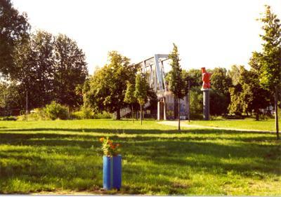 Festwiese am Stadtkulturhaus
