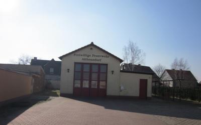 Freiwillige Feuerwehr Altbensdorf