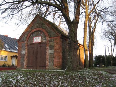 Altes Spritzenhaus in Hetzdorf