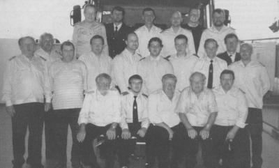Am 01. Juli 2005 beging die Freiwillige Feuerwehr Rom ihren 140. Geburtstag.
