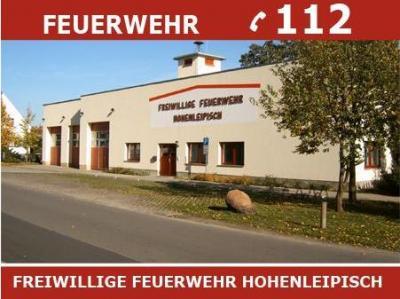 Feuerwehrdepot Hohenleipisch