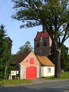 Freiwillige Feuerwehr und Kirche