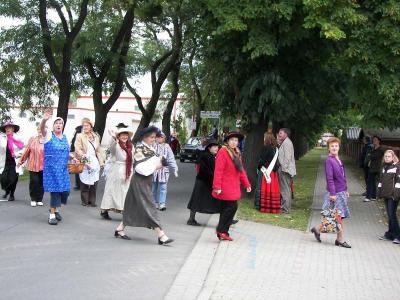 Frauenchor zum Kreiserntefest 2008