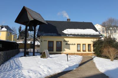 Haus Gotteslob in Gelenau