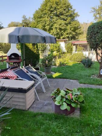 Gemütlicher Gartenplatz