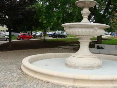 Sanierung Alinenbrunnen in Frankfurt (Oder)
