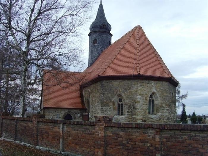 Solestadt Bad Dürrenberg - Kirchen von Bad Dürrenberg