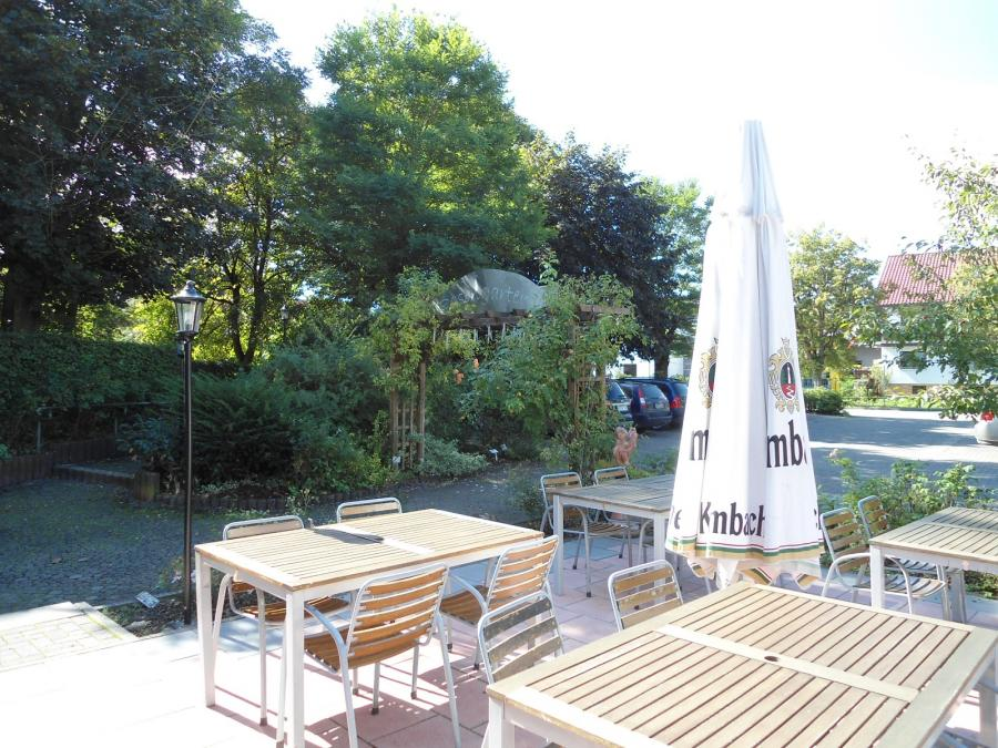 Stadt Rosenthal - Gaststätte Rosengarten