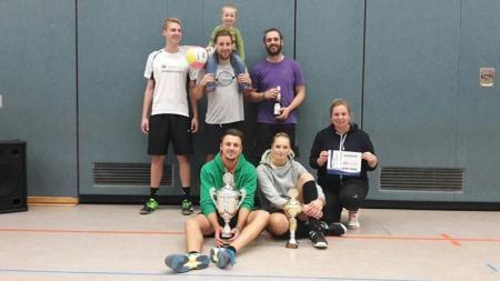 heinicke Cup 2016 Siegerteam