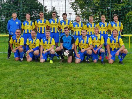 1. Männermannschaft September 2021
