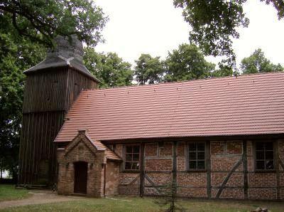 Kirche in Wendisch Priborn