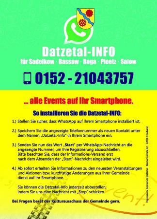 Datzetal - Info