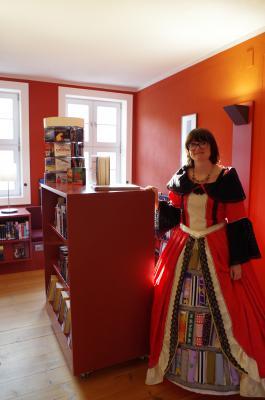 Unsere Bücherfee