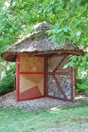 Pavillon am Lehmmuseum