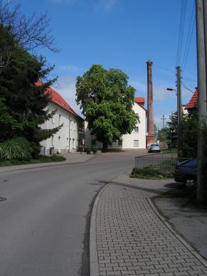 Das ehemalige Rittergut in Seerhausen (Foto: Zschoke)