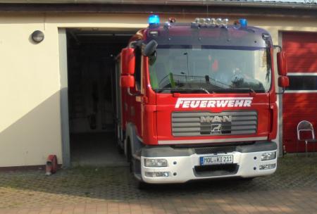 TSF-W der Feuerwehr Küstrin-Kietz