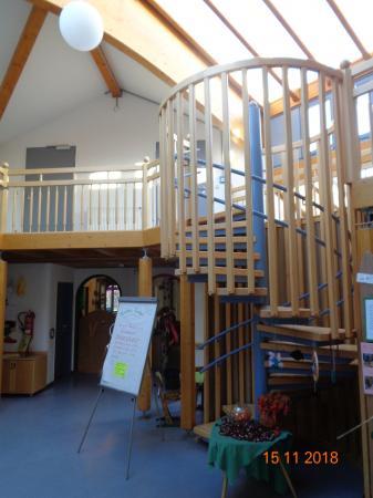 Kindergarten Hattorf Eingangsbereich