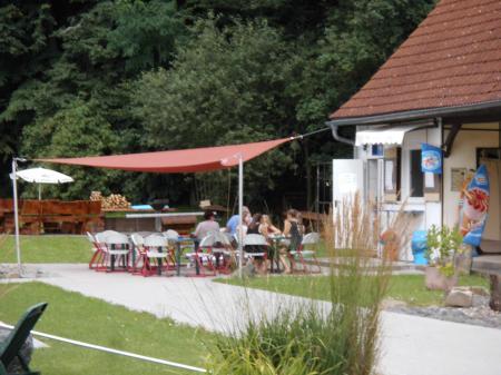 Kiosk und Imbissbetrieb im Freibad Stadtlengsfeld