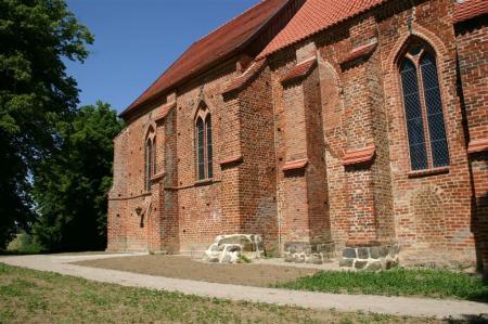 Dorfkirche Bibow
