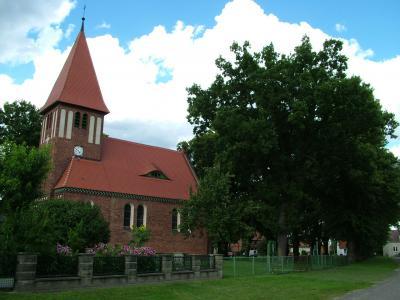Kirche Damelack