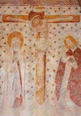 Freskenmalerei