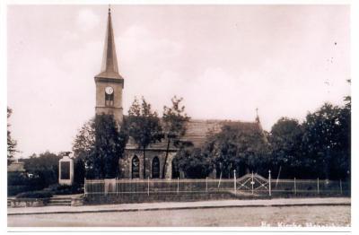Kirche Hdf bis ca 1935-36